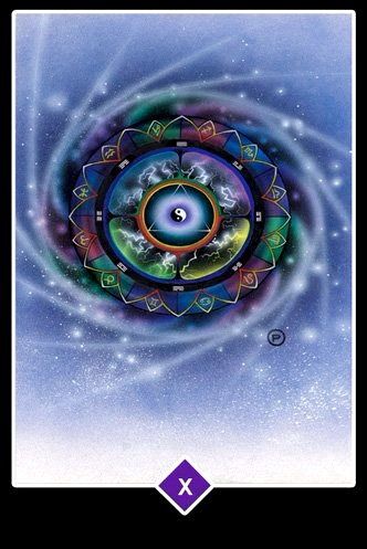 Cambio  - Osho Zen Tarot