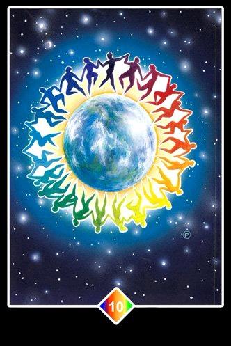 Somos el Mundo  - Osho Zen Tarot