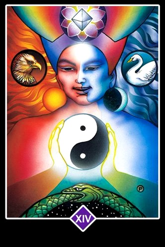 Integración  - Osho Zen Tarot