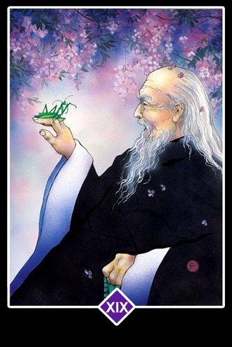 Inocencia - Osho Zen Tarot