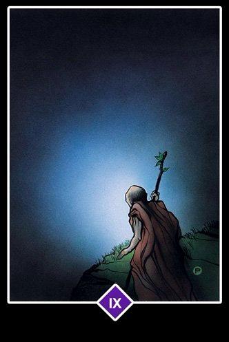 Soledad  - Osho Zen Tarot