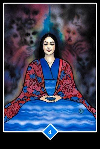 Hacia Adentro - Osho Zen Tarot