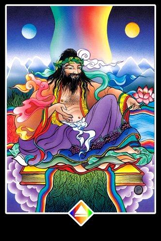 Abundancia  - Osho Zen Tarot