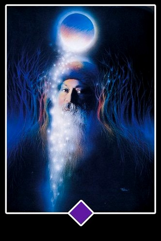 El Maestro - Osho Zen Tarot