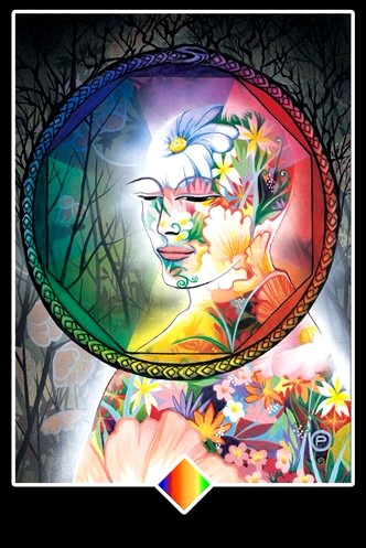 Madurez - Osho Zen Tarot