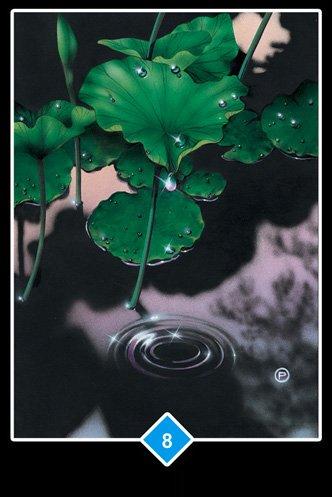 Relajarse - Osho Zen Tarot
