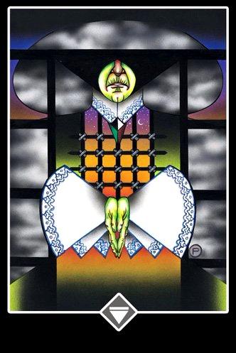 Moralidad  - Osho Zen Tarot