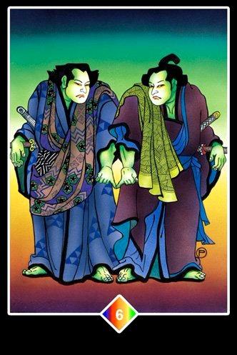Transigir  - Osho Zen Tarot