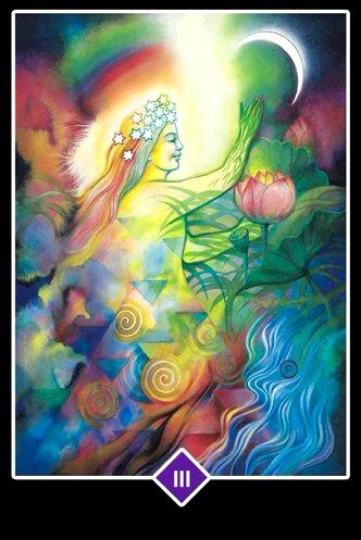 Creatividad - Osho Zen Tarot
