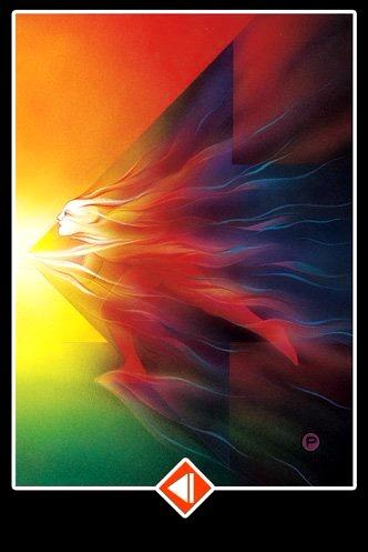 Intensidad  - Osho Zen Tarot