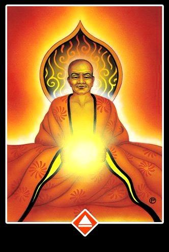 El Creador  - Osho Zen Tarot