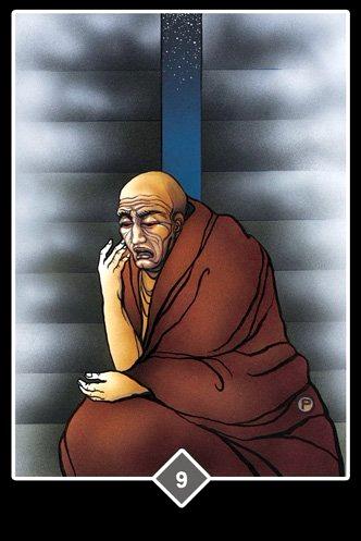 Pena  - Osho Zen Tarot