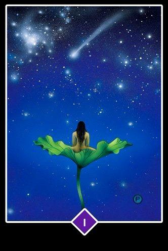 Existencia  - Osho Zen Tarot